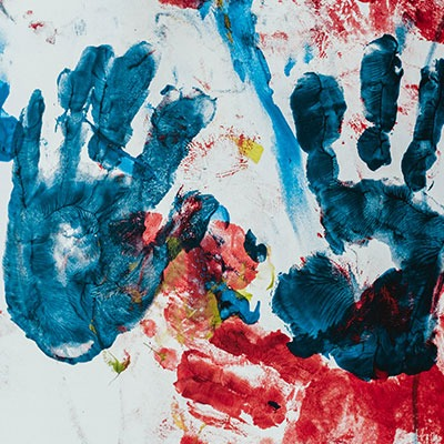 hand-paint