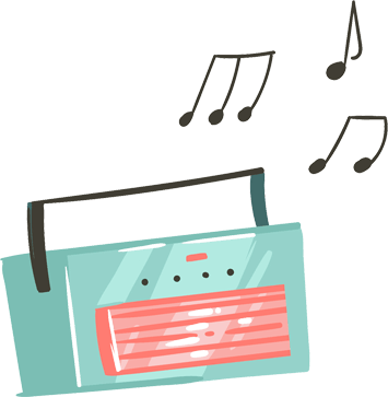 music-decal